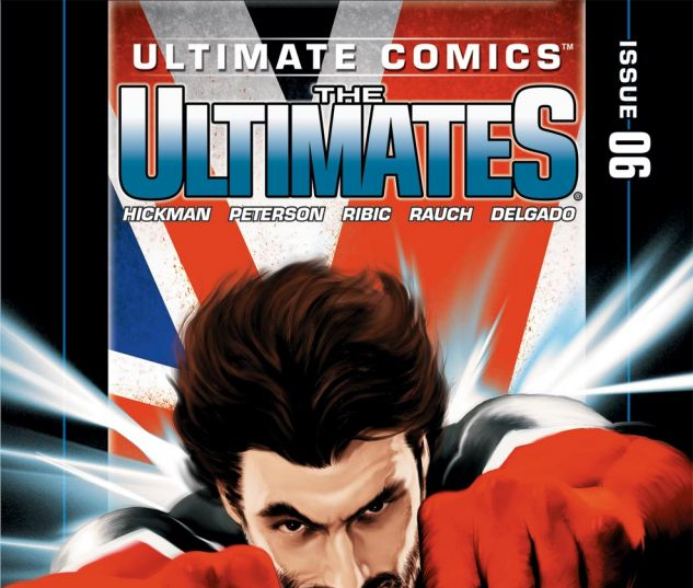 ULTIMATE COMICS ULTIMATES (2011) #6 Cover
