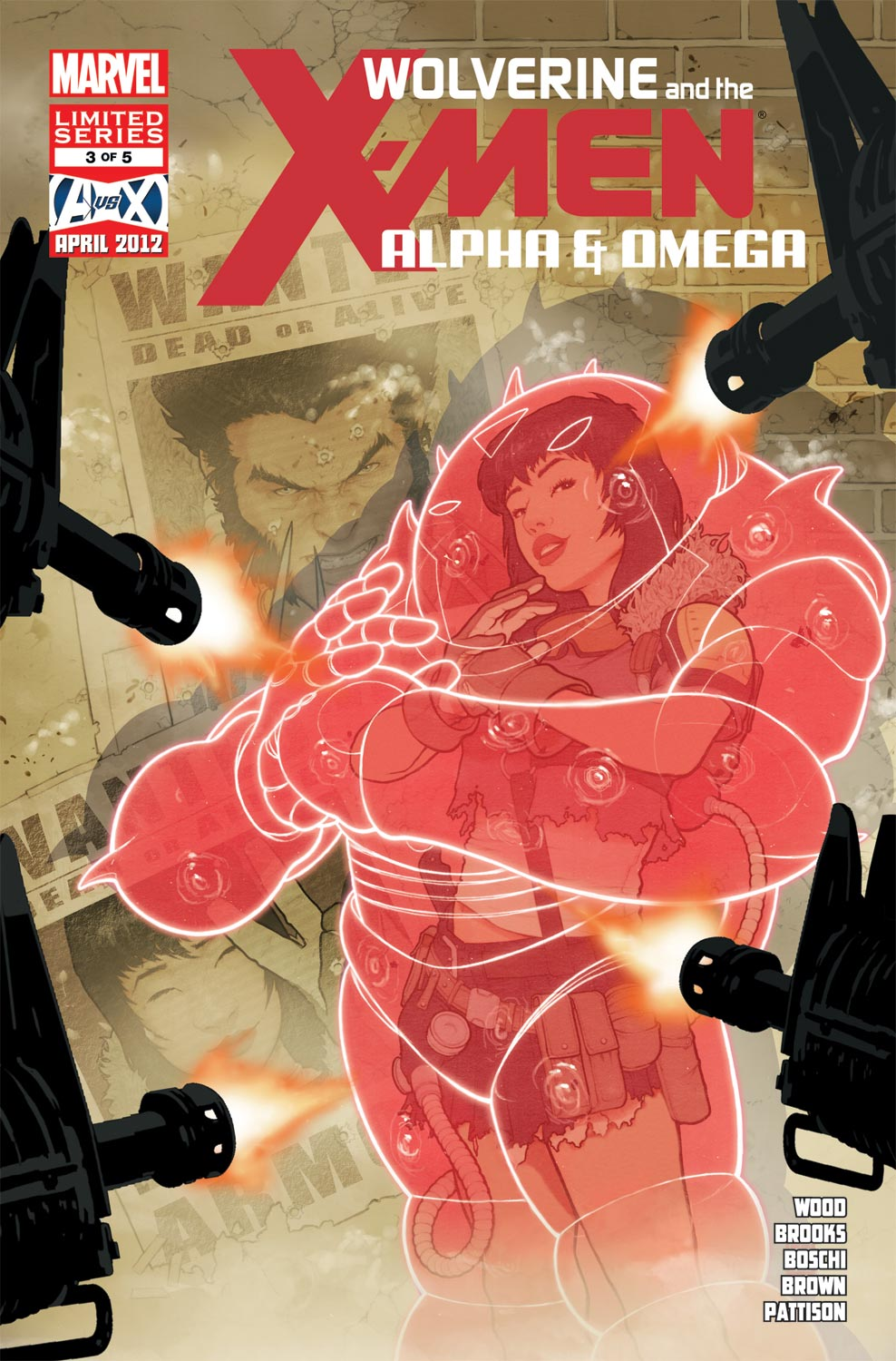 Wolverine & the X-Men: Alpha & Omega (2011) #3