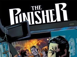 THE PUNISHER (2011) #9 Cover