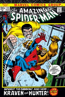 The Amazing Spider-Man (1963) #111