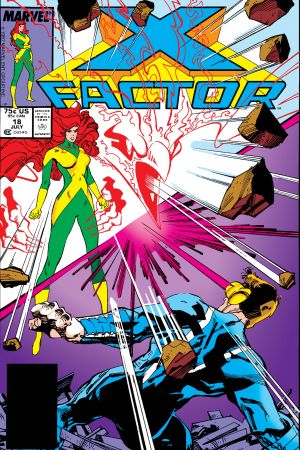 X-Factor #18