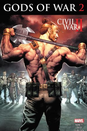 Civil War II: Gods of War #2