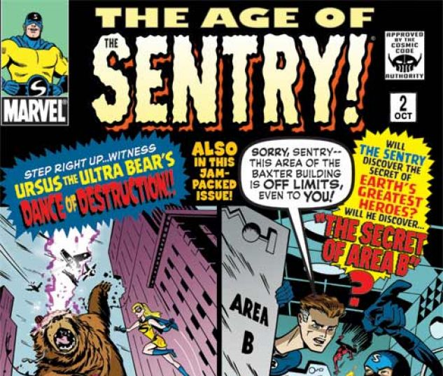 Age of Sentry #2