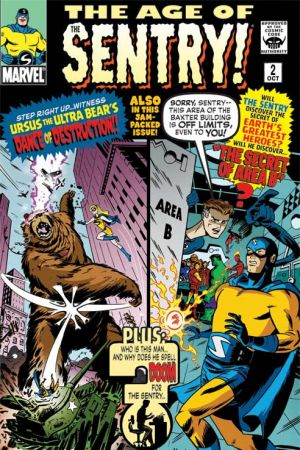 The Age of the Sentry #2
