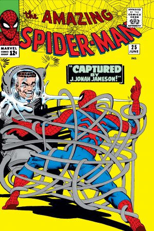 The Amazing Spider-Man (1963) #25