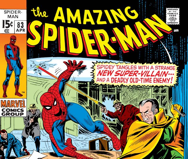 Amazing Spider-Man (1963) #83