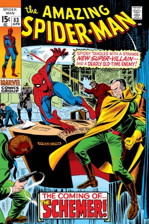 The Amazing Spider-Man (1963) #83