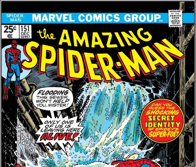 Amazing Spider-Man (1963) #151