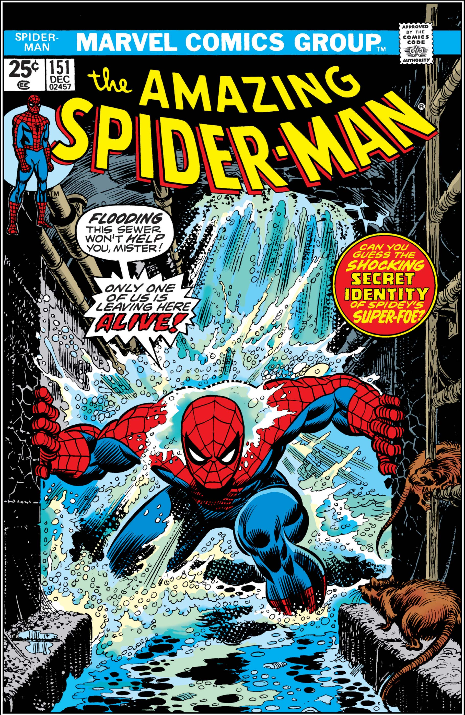 The Amazing Spider-Man (1963) #151