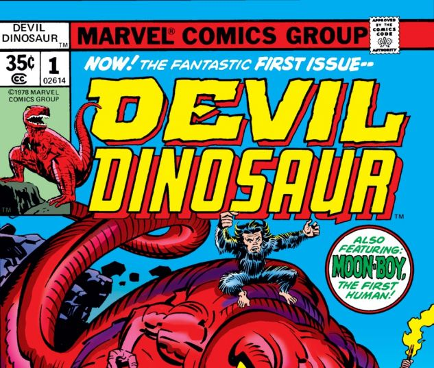 Devil Dinosaur (1978)
