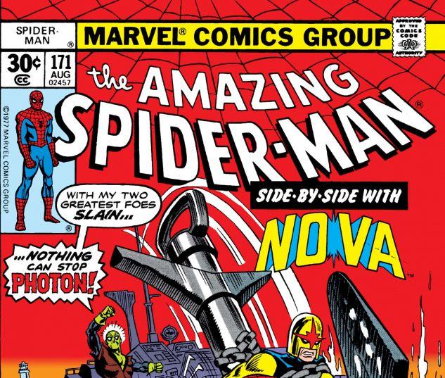 Amazing Spider-Man (1963) #171