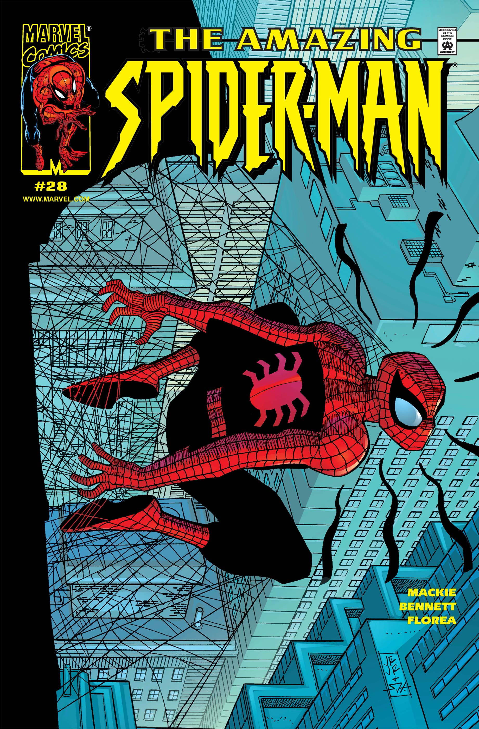 Amazing Spider-Man (1999) #28