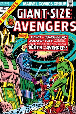 Giant-Size Avengers #2