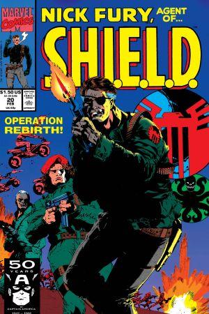 Nick Fury, Agent of S.H.I.E.L.D. #20