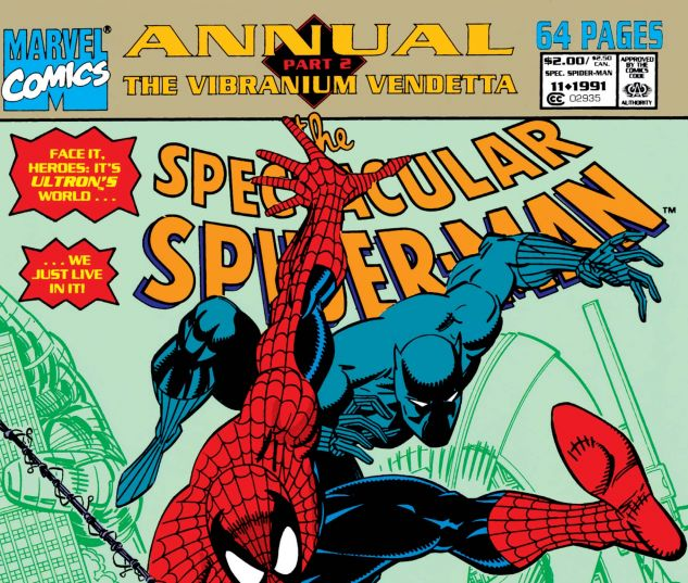 Spectacular Spider-Man Annual (1979) #11