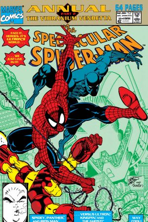 Peter Parker, the Spectacular Spider-Man Annual (1979) #11