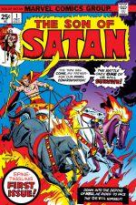 Son of Satan (1975) #1 cover