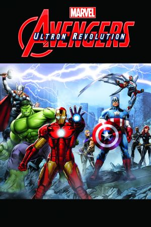 Marvel Universe Avengers: Ultron Revolution Vol. 2 (Digest)