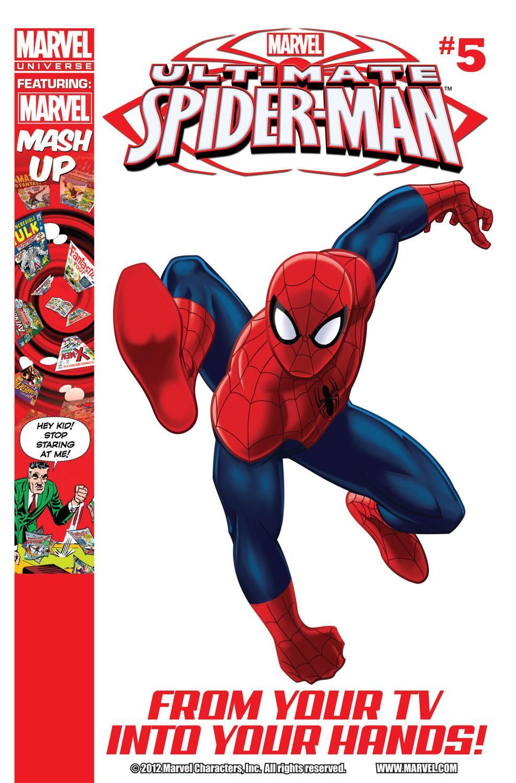 Marvel Universe Ultimate Spider-Man (2012) #5