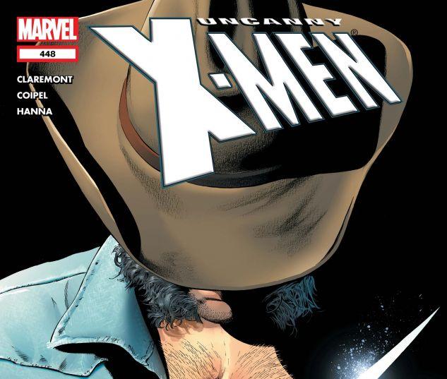 UNCANNY X-MEN (1963) #448