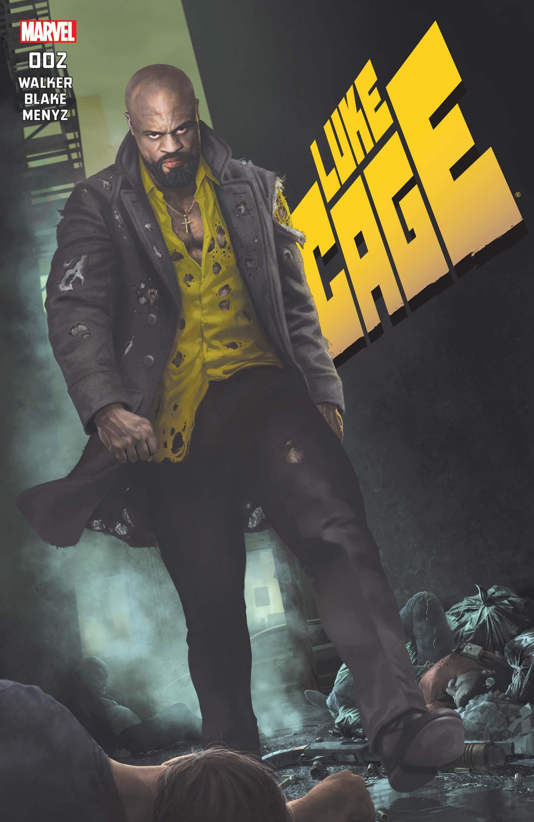 Luke Cage (2017) #2