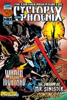 Further Adventures of Cyclops & Phoenix #2