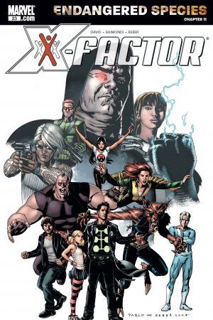 X-Factor (2005) #23
