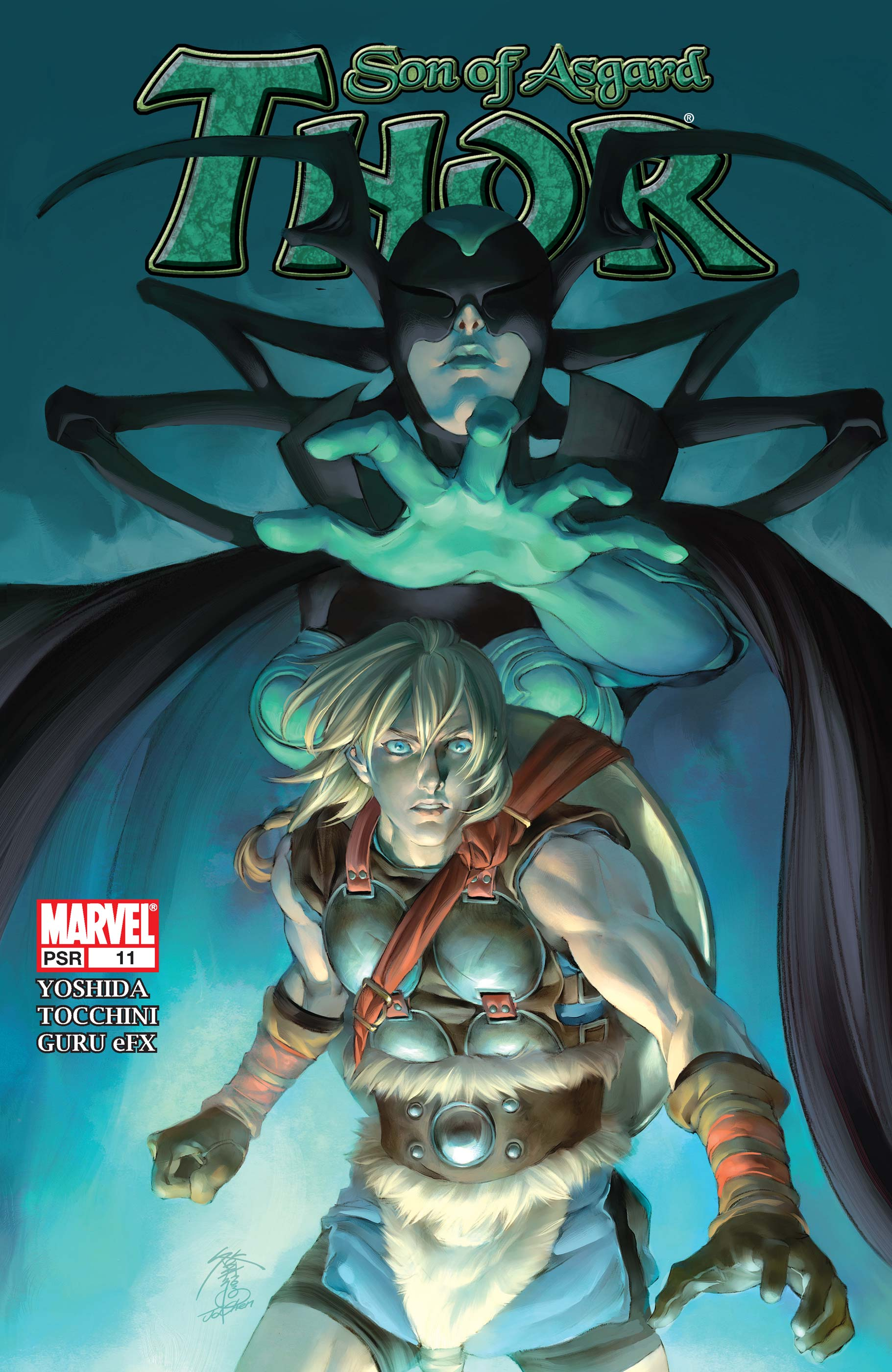 Thor: Son of Asgard (2004) #11