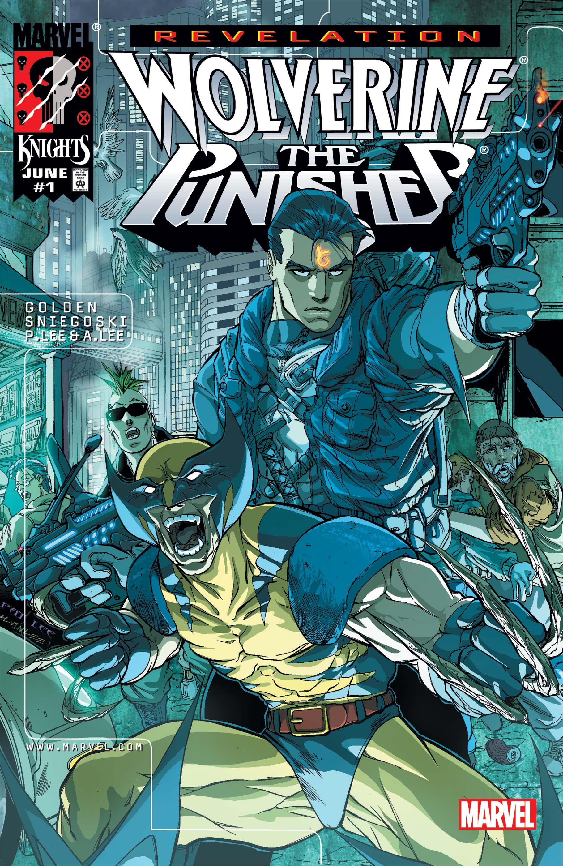 Wolverine/Punisher: Revelation (1999) #1