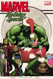 Marvel Holiday Special (2006) #1