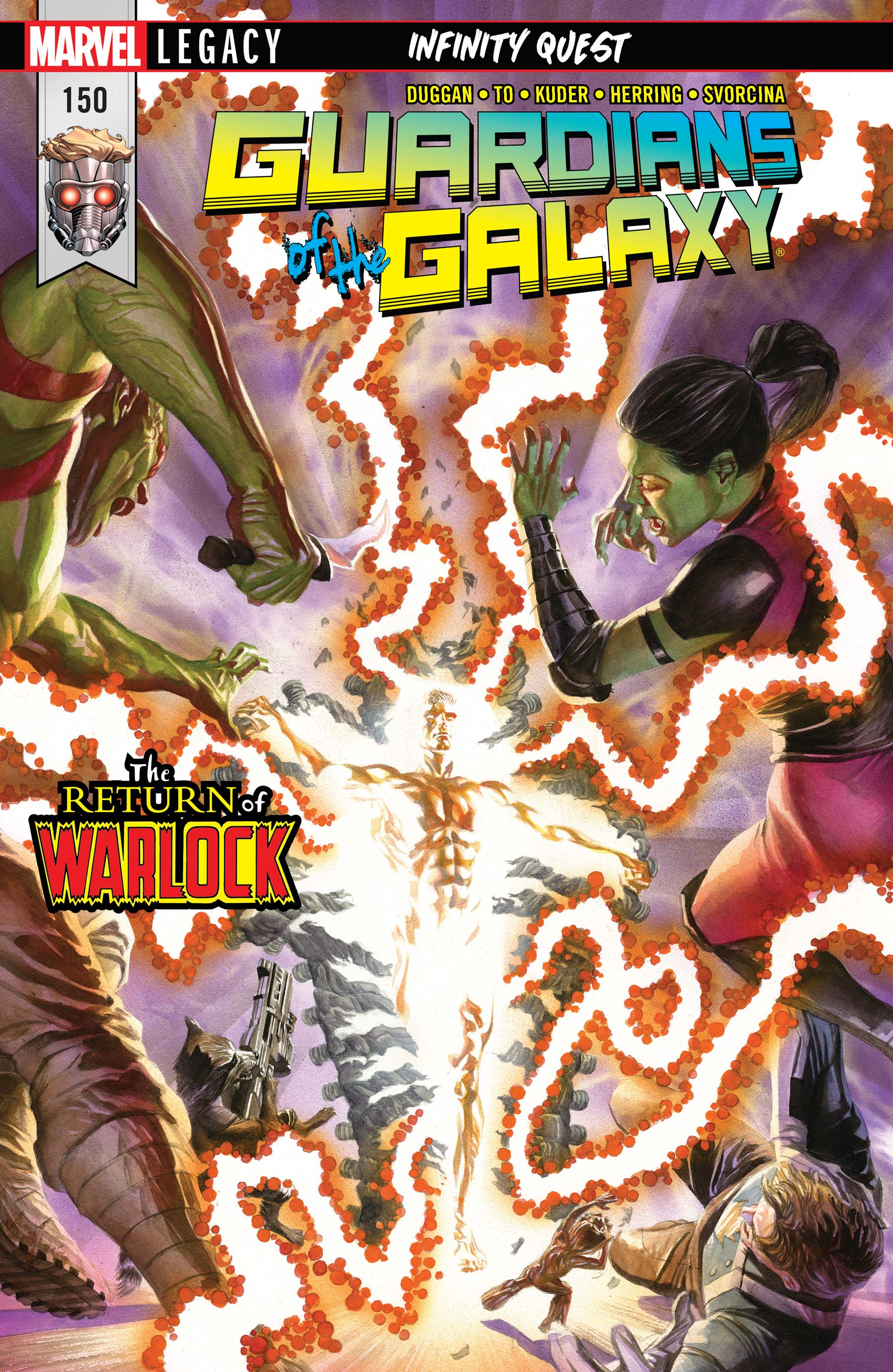 Guardians of the Galaxy (2017) #150