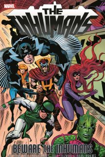 Inhumans: Beware the Inhumans (Trade Paperback)