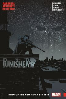 The Punisher Vol. 3: King of the New York Streets (Trade Paperback)