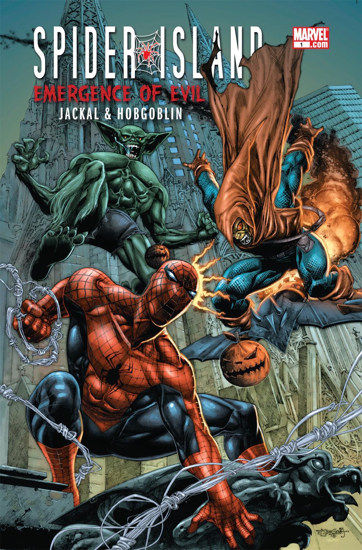 Spider-Island: Emergence of Evil - Jackal & Hobgoblin (2011) #1