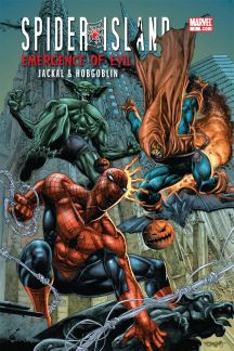Spider-Island: Emergence of Evil - Jackal & Hobgoblin #1