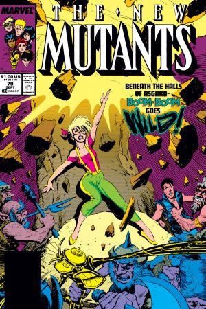 New Mutants (1983) #79
