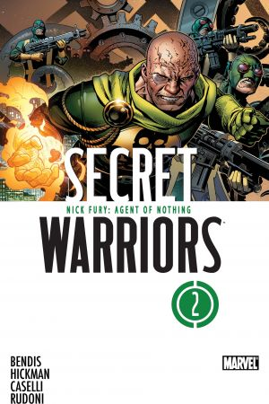 Secret Warriors (2009) #2