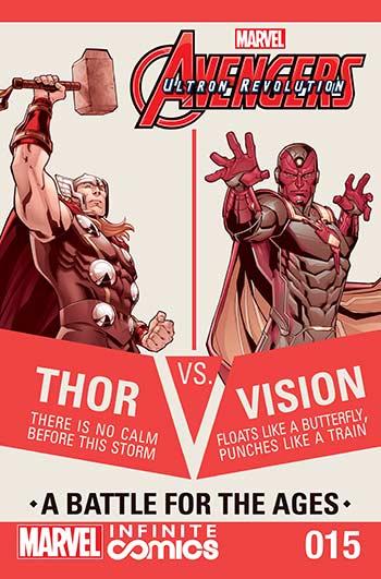 Marvel Universe Avengers: Ultron Revolution (2017) #15