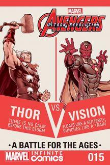 Marvel Universe Avengers: Ultron Revolution #15