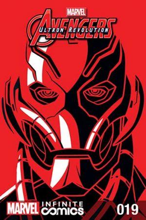 Marvel Universe Avengers: Ultron Revolution (2017) #19