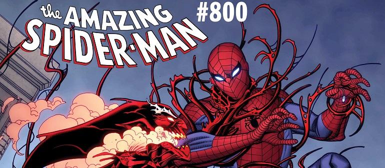 CELEBRATE AMAZING SPIDER-MAN #800