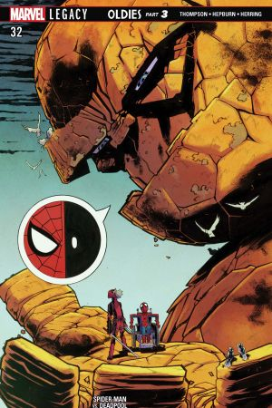 Spider-Man/Deadpool (2016) #32