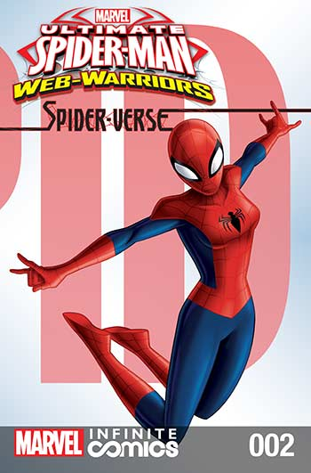 Marvel Universe Ultimate Spider-Man: Spider-Verse (2018) #2