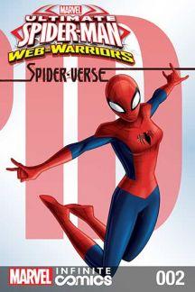 Marvel Universe Ultimate Spider-Man: Spider-Verse #2