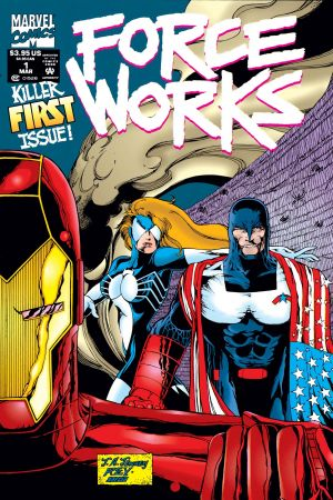 Force Works (1994) #1