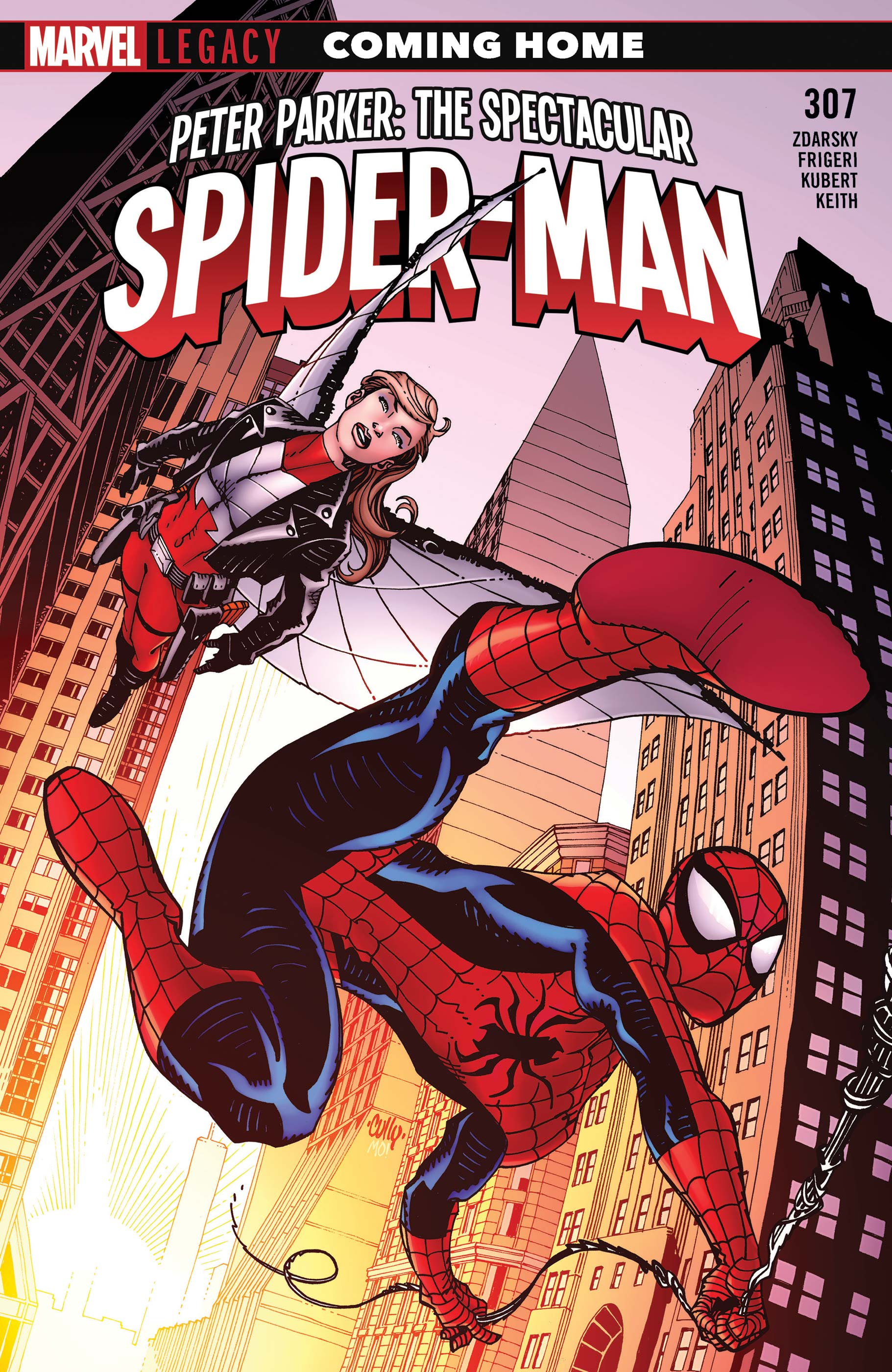 Peter Parker: The Spectacular Spider-Man (2017) #307