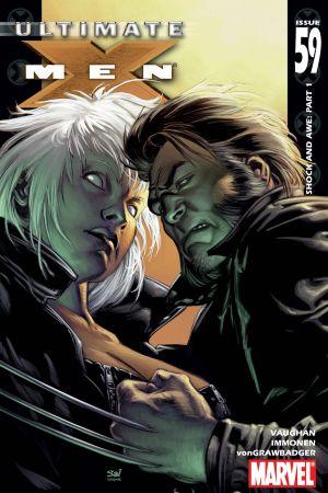 Ultimate X-Men (2000) #59