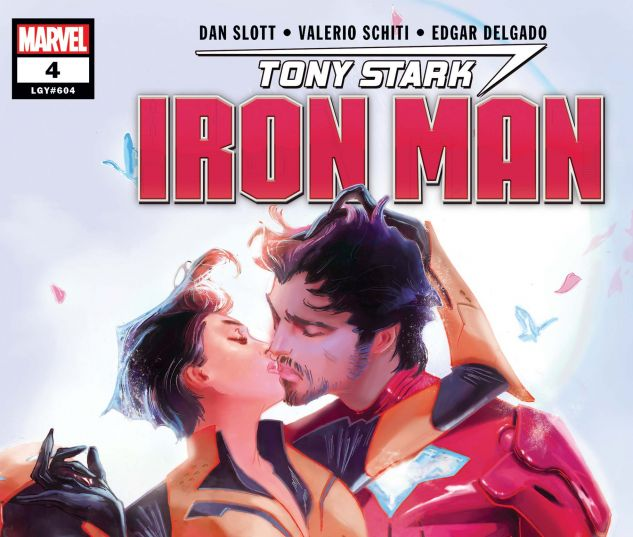 Tony Stark: Iron Man (2018) #4