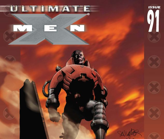 Ultimate X-Men (2001) #91
