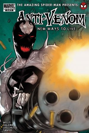 Amazing Spider-Man Presents: Anti-Venom - New Ways to Live #3